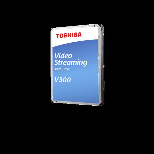 Interní HDD Toshiba V300, 3.5'', 500GB, SATA/600, 5700RPM, 64MB