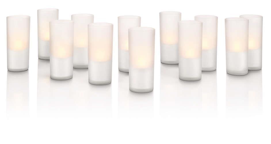 Philips 69133/60/PH LED CandleLight
