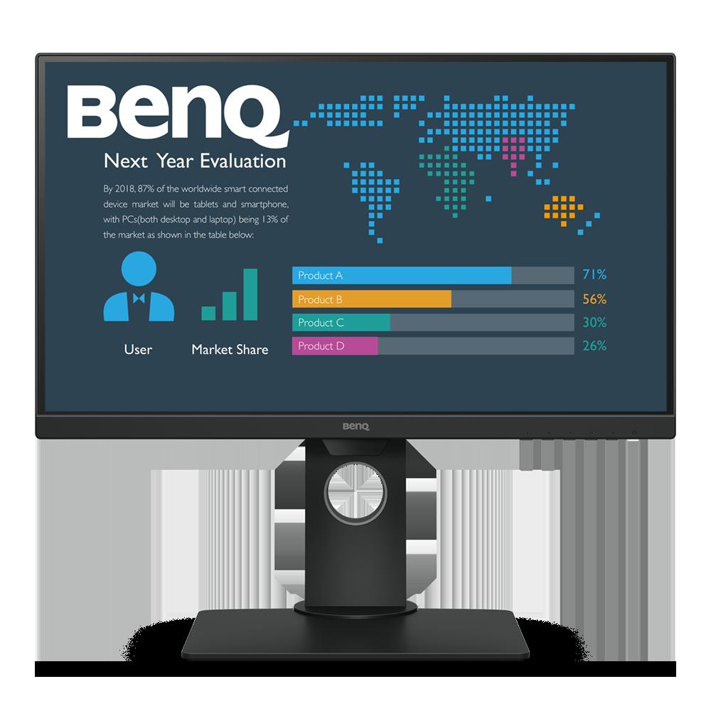 Monitor BenQ BL2480T 24inch, FHD, IPS, D-Sub/HDMI