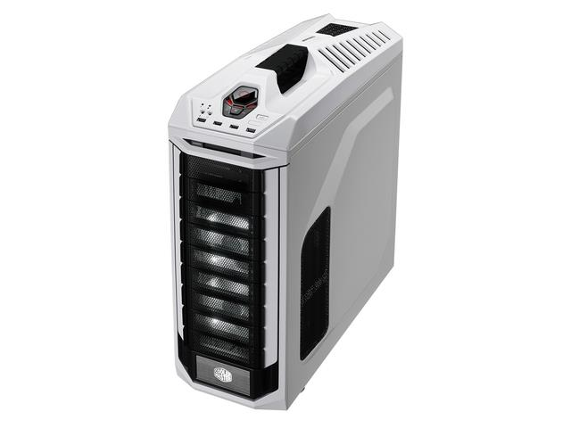 PC case Cooler Master CM Storm Stryker white, Full tower, USB3.0