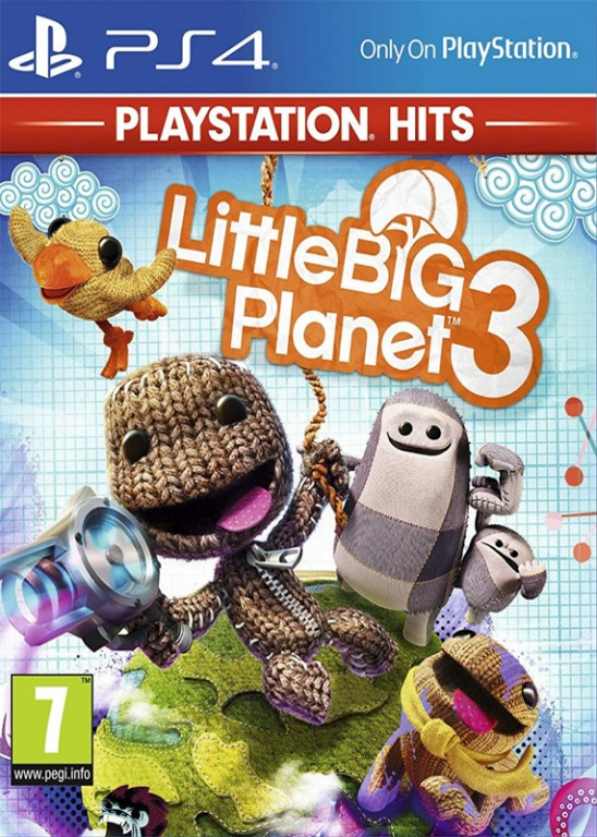 PS4 - LittleBigPlanet 3 HITS