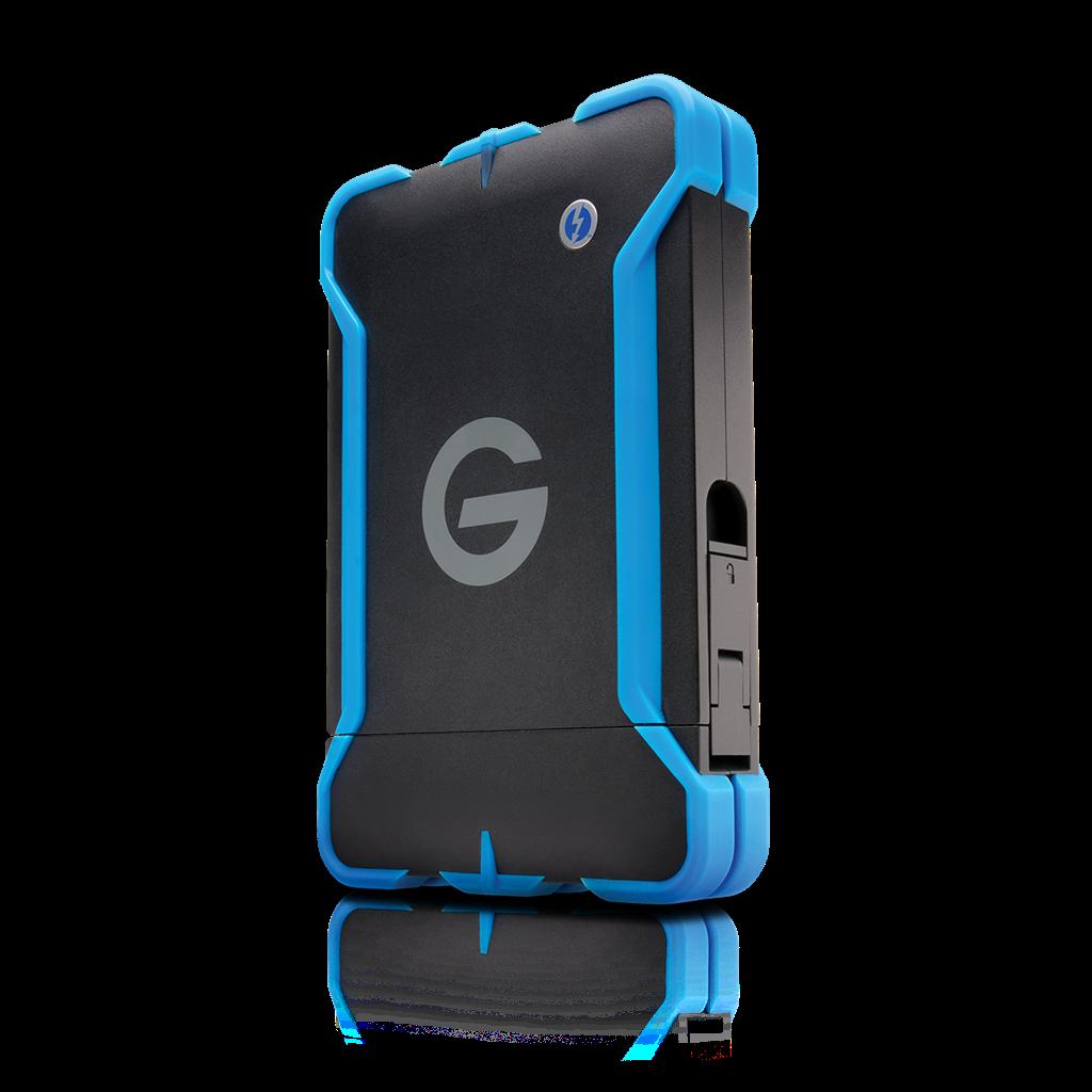 G-DRIVE externí HDD ev ATC Thunderbolt, 2.5'', 1TB, USB 3.0, černá