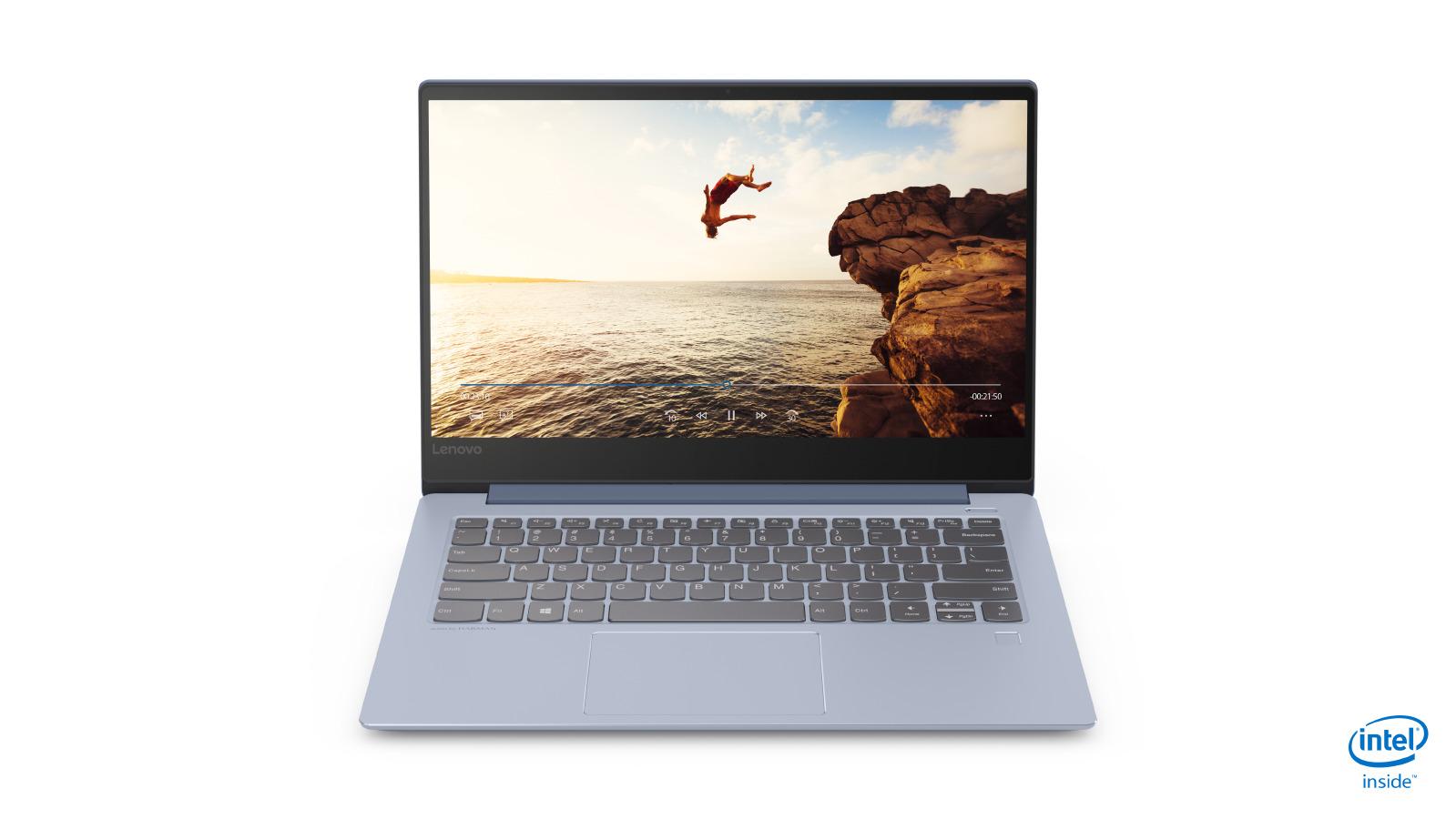 "Lenovo IdeaPad 530S-14ARR AMD Ryzen 5 2500U 3,60GHz/8GB/SSD 512GB/14"" FHD/IPS/AG/WIN10 modrá 81H10010CK"