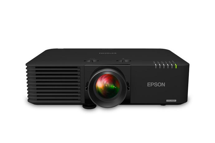 3LCD EPSON EB-L615U,WXGA 6000 Ansi 2500000 : 1