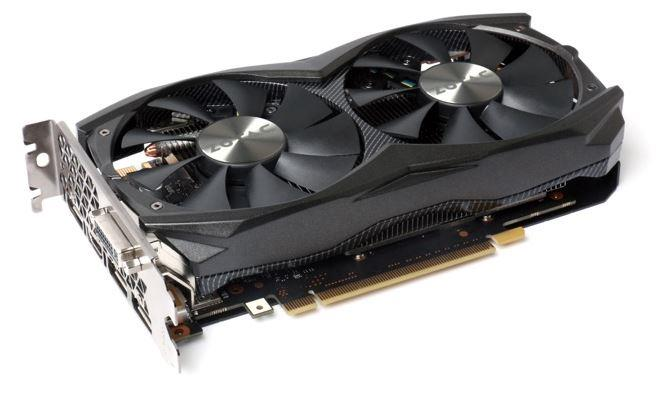 ZOTAC GeForce GTX 960 AMP, 2GB DDR5 (128 Bit), HDMI, DVI, 3xDP, Medium Pack