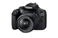 Canon EOS 2000D zrcadlovka + 18-55 IS