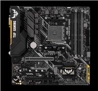 ASUS TUF B450M-PLUS GAMING Socket AM4, B450, 4x DDR4 3200MHz, SATA 6Gb/s, HDMI, M.2, USB 3.1 Gen 2, mATX