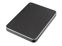 """TOSHIBA HDD CANVIO PREMIUM (new) 1TB, 2,5"""", USB 3.0, tmavě šedý"""