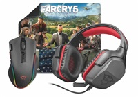 Trust GXT Gaming Bundle 3-in-1 including free Far Cry 5