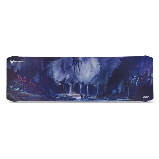 ACER PREDATOR MOUSEPAD, XL SIZE 930 x 300 x 3 mm, ALIEN JUNGLE, Fabric&Rubber