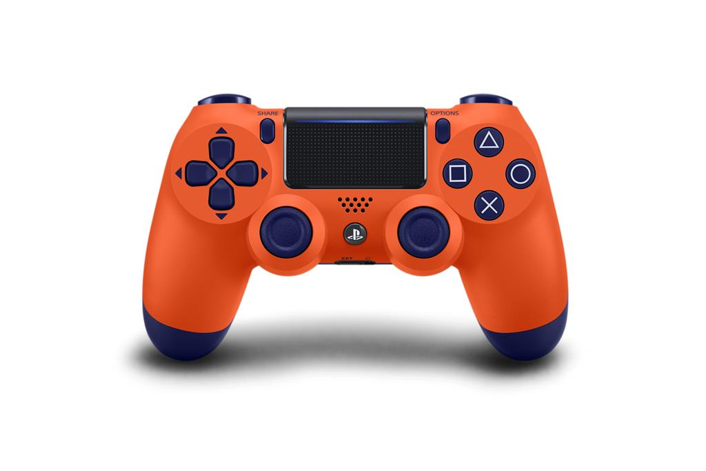 PS4 Dualshock 4 Sunset Orange v2