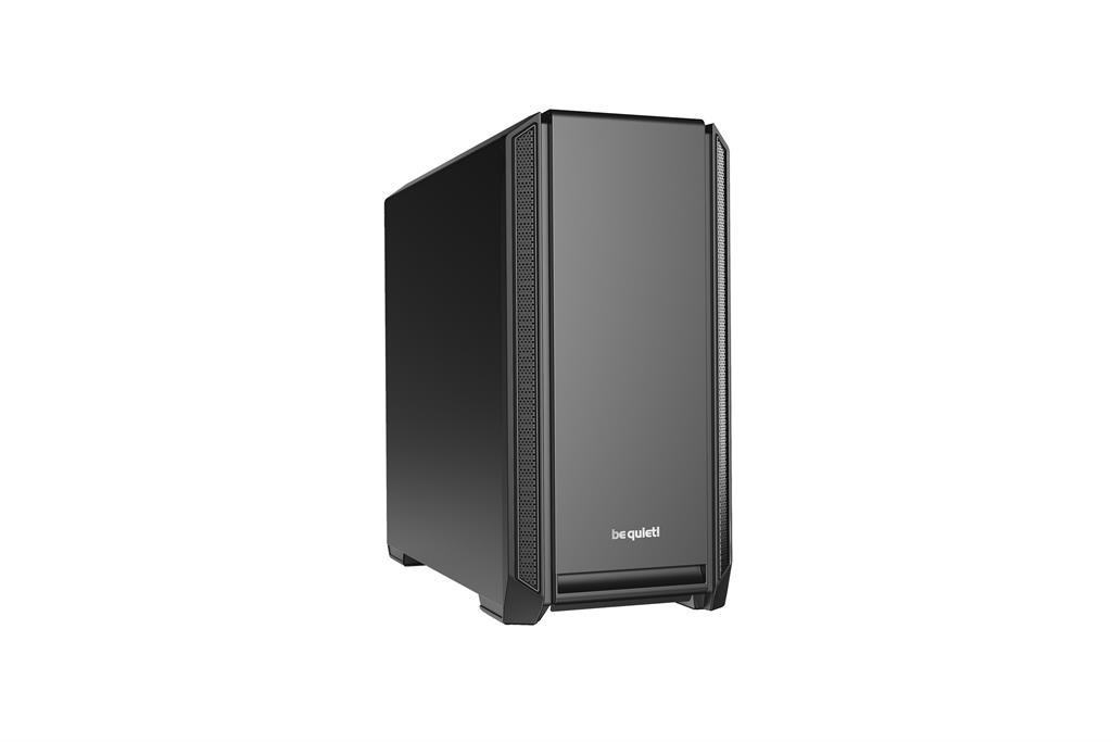 be quiet! Silent Base 601, black, ATX, micro-ATX, mini-ITX case