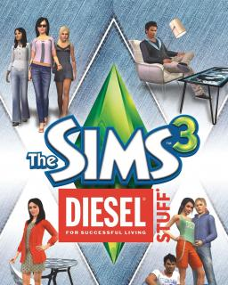ESD The Sims 3 Diesel