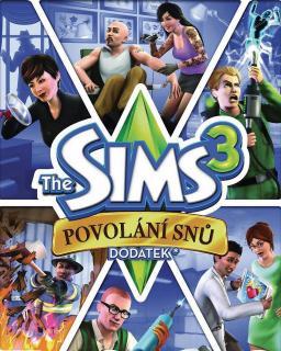 ESD The Sims 3 Povolání Snů
