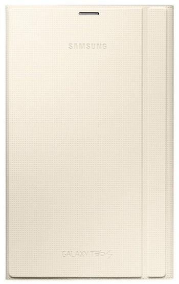 "Samsung polohovací pouzdro EF-BT700B pro Galaxy Tab S 8.4"" (T700/T705), slonová kost"