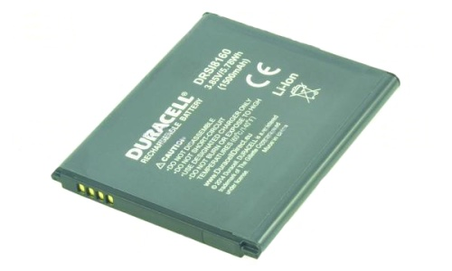DURACELL Baterie - DRSI8160 pro Samsung Galaxy S3 Mini, 1500 mAh, 3.8V