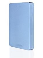 "TOSHIBA HDD CANVIO ALU 3S 2TB, 2,5"", USB 3.0, modrý"