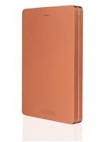 """TOSHIBA HDD CANVIO ALU 3S 500GB, 2,5"""", USB 3.0, červený"""