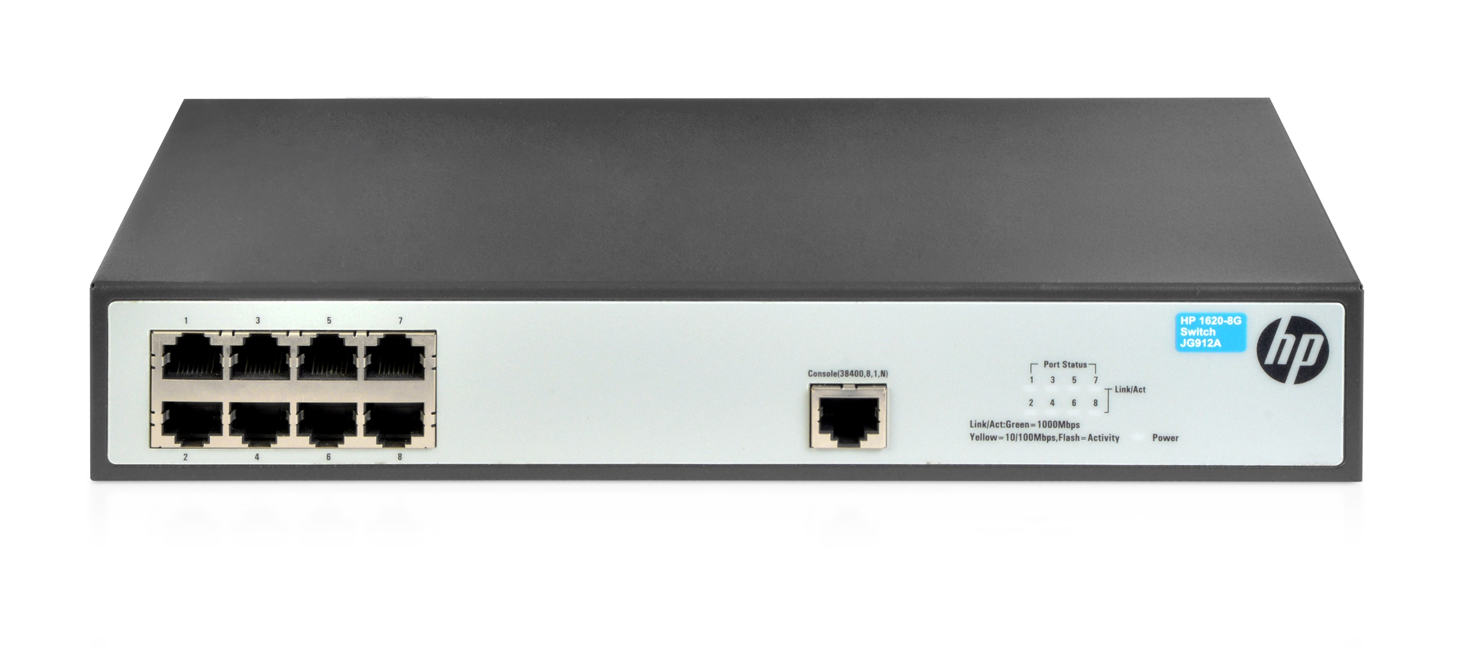 HPE 1620 8G Switch