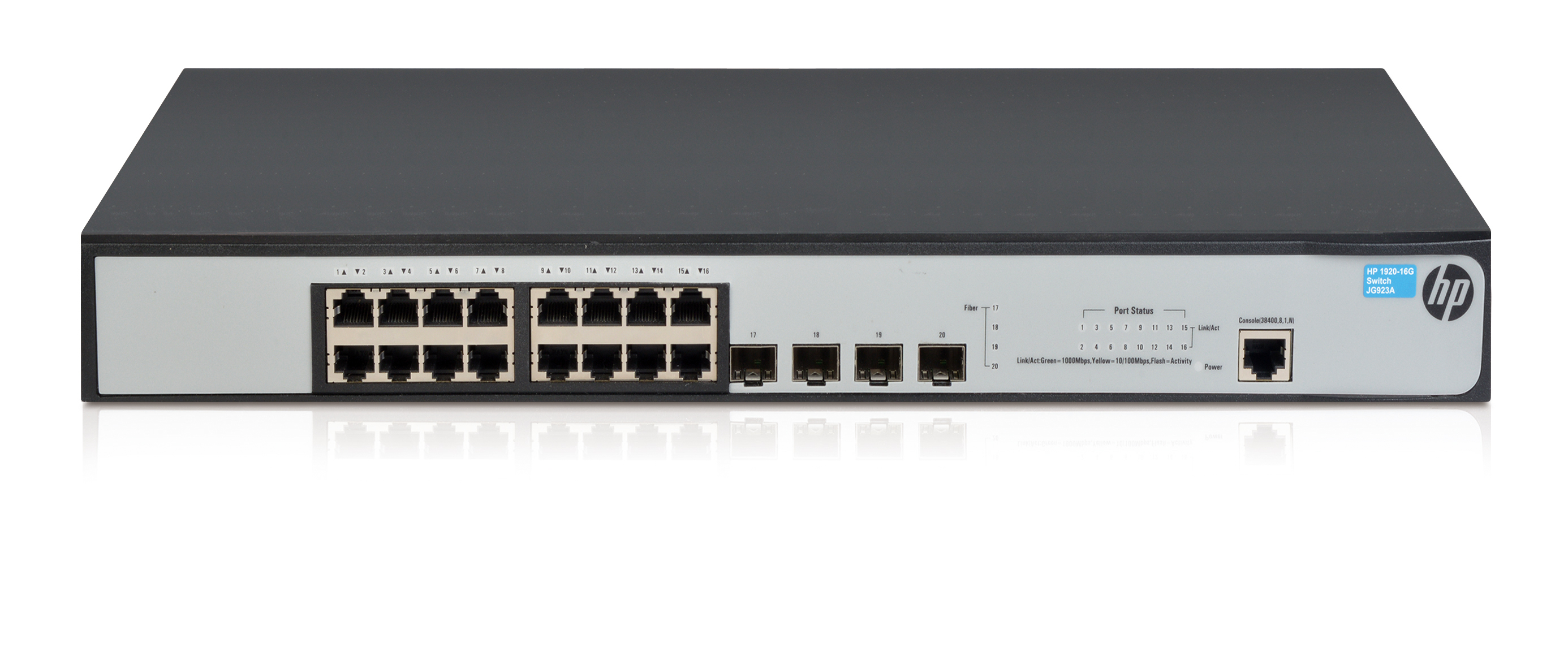 HPE 1920 16G Switch