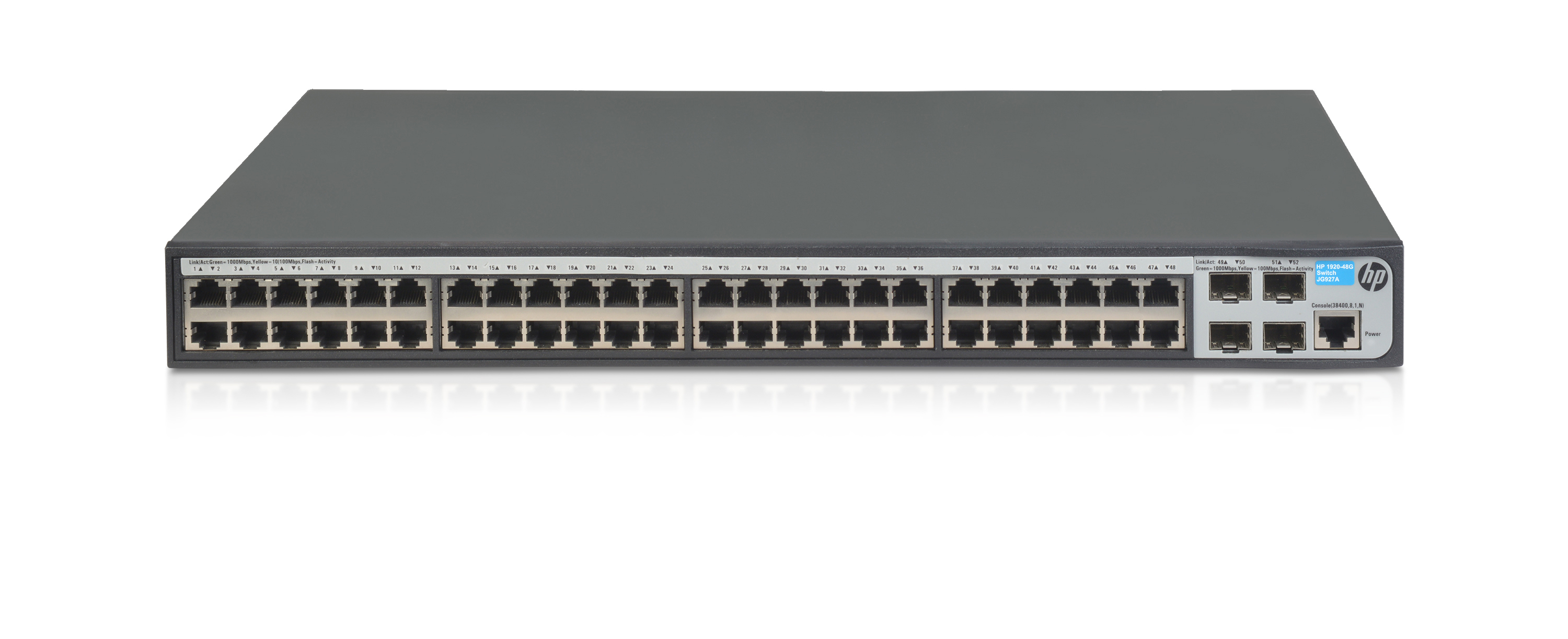 HPE 1920 48G Switch