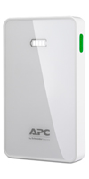 APC Mobile Power Pack, 5000mAh Li-polymer, White ( EMEA/CIS/MEA)
