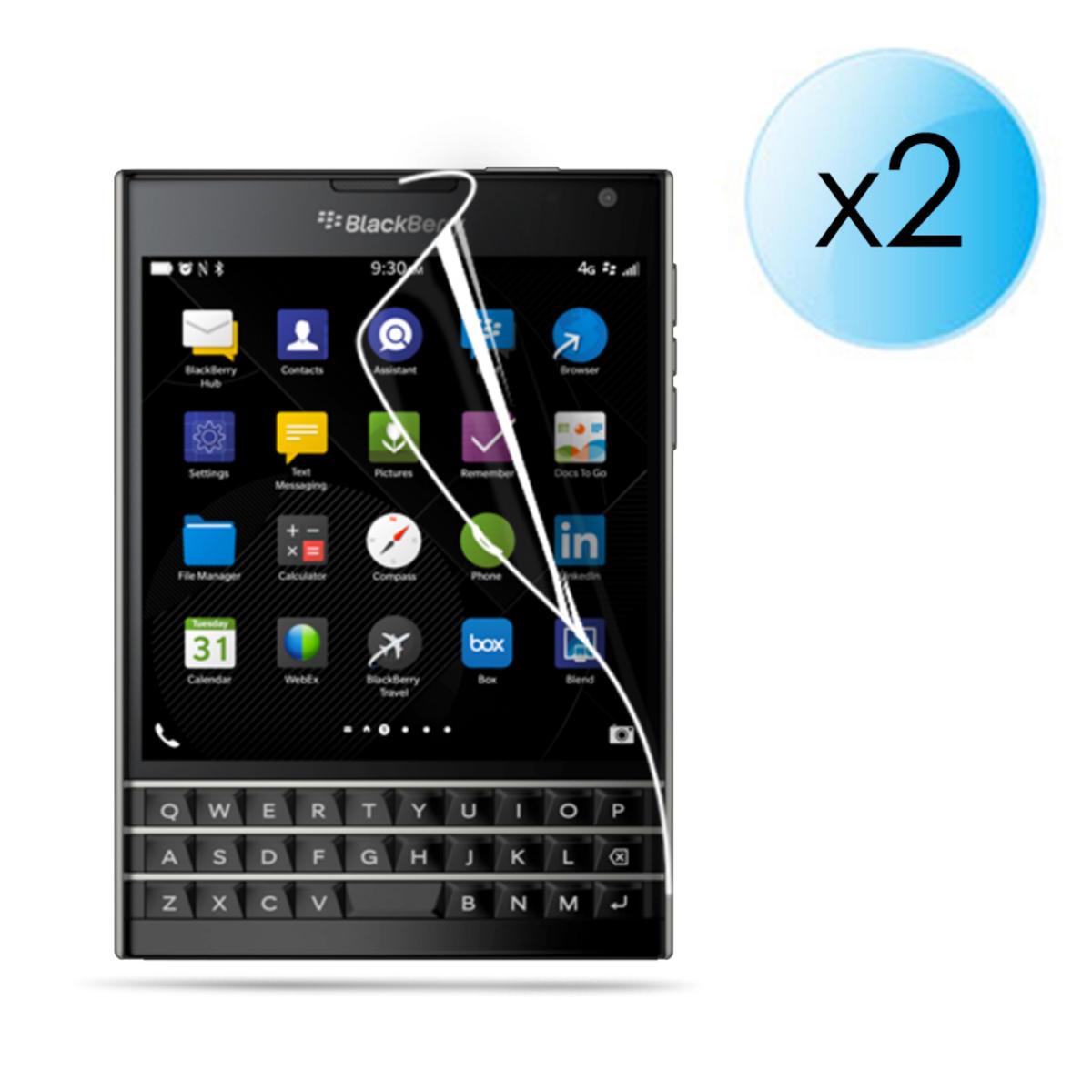 BlackBerry Fólie ochranná pro Passport 2ks