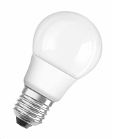 OSRAM LED žárovka PARATHOM CLASSIC A advanced(stmívatelná) PCLA40ADV FR 6W/840, E27, matná