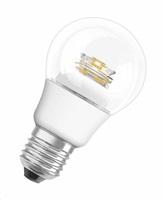 OSRAM LED žárovka PARATHOM CLASSIC A advanced(stmívatelná) PCLA40ADV CS 6W/827, E27, čirá