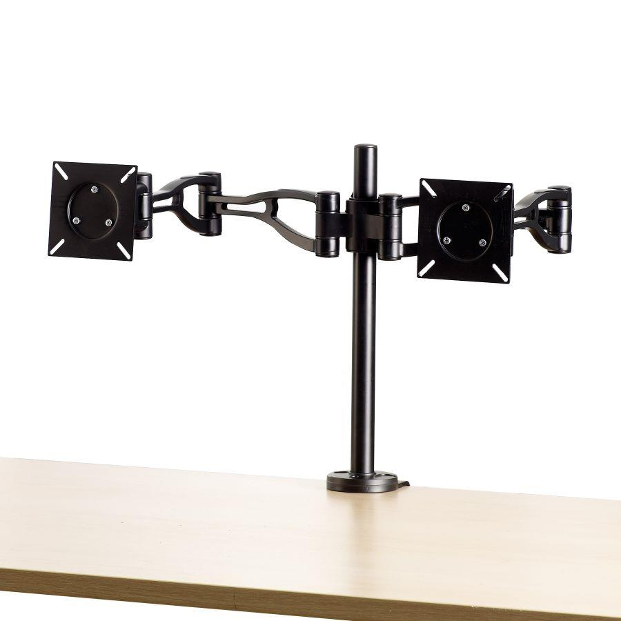 Fellowes - arm for 2 monitors - Professional Series