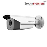 HIKVISION IP kamera 2Mpix, 1920x1080 až 25sn/s, obj. 2,8-12mm (95°), PoE, IRcut, IR,microSDXC, 3DNR, venkovní (IP67)