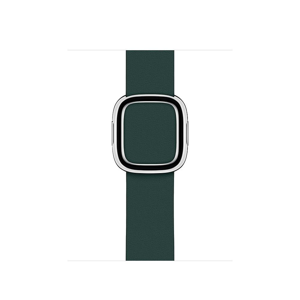 Watch Acc/40/Forest Green Modern Buckle - M