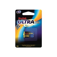KODAK malá lithiová baterie CR2; 1ks