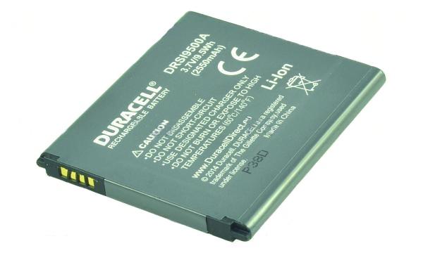 DURACELL Baterie - DRSI9500Ap ro Samsung Galaxy S4, 2550 mAh, 3.7V
