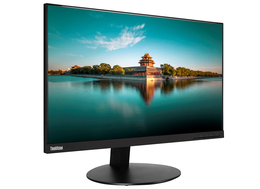 "Lenovo LCD T24i-10 Wide 23.8"" IPS WLED/16:9/1920x1080/250cd-m2/1000:1/6ms/VGA+DP+HDMI/4xUSB/Pivot/VESA"