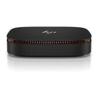 HP Elite Slice i3-6100T, 500GB, 1x4GB, WiFi a/b/g/n/ac, BT, USB slim klávesnice + myš, Win10Pro