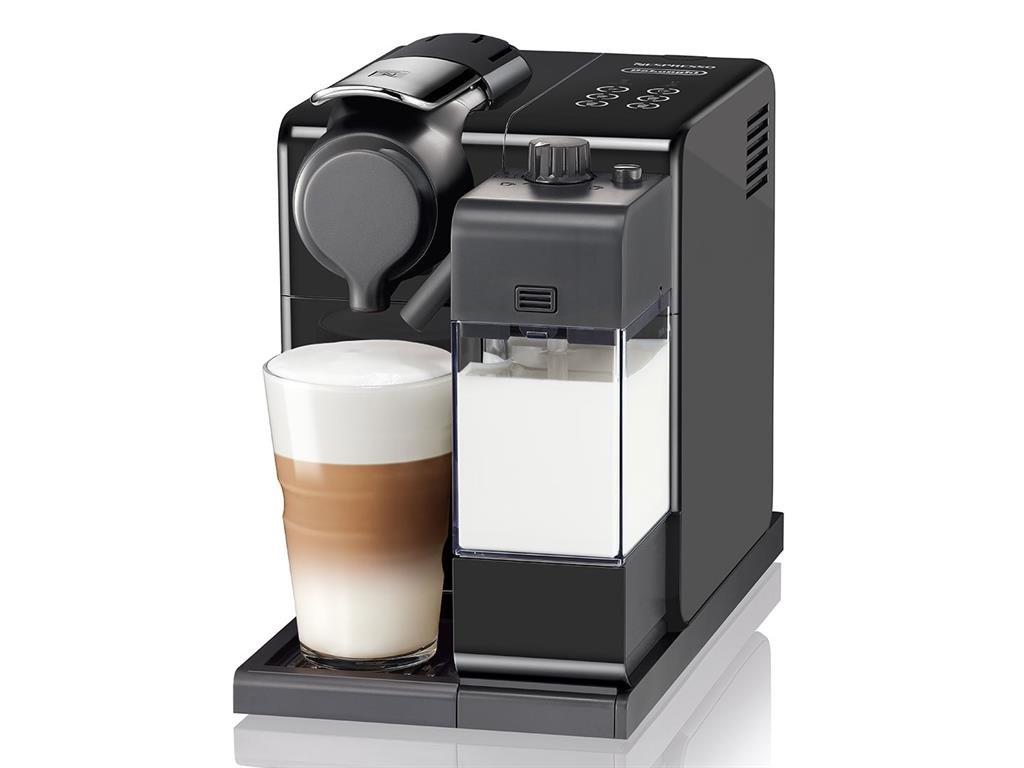 DeLonghi EN560.B Lattissima Touch kávovar, černý
