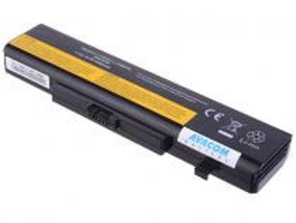 Náhradní baterie AVACOM Lenovo IdeaPad G580, Z380, Y580 series Li-ion 11,1V 5200mAh/58Wh