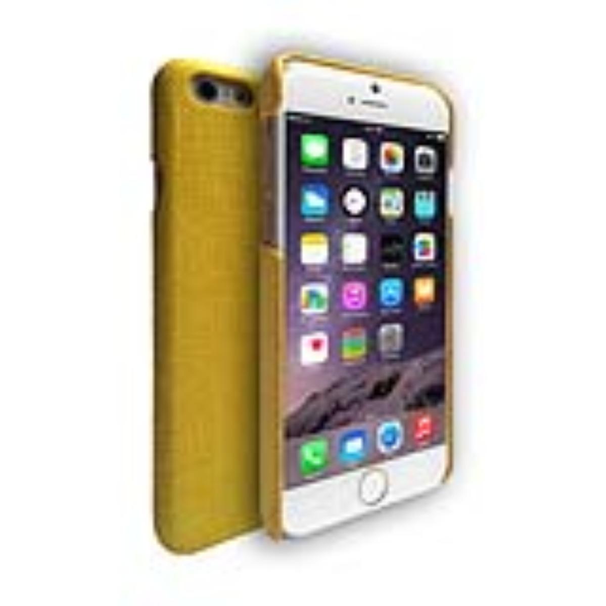 Patriot pouzdro pro iPhone® 6 plus žluté