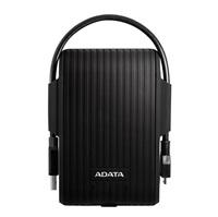 """ADATA Externí HDD 2TB 2,5"""" USB 3.1 DashDrive™ Durable HD725, černý (black)"""