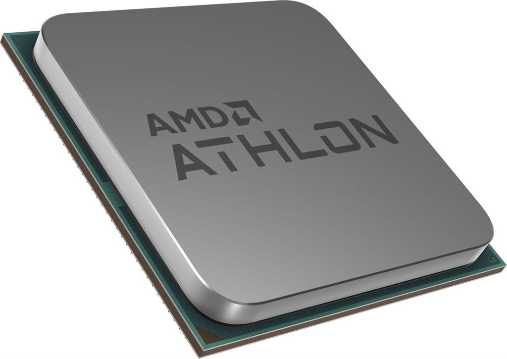 AMD Athlon 200GE, 2C/4T, AM4, 3.2GHz, box, Radeon Vega Graphics