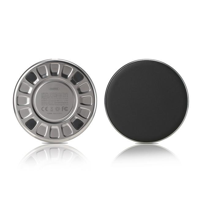 Remax RP-W10, bezdrátová nabíječka, černá
