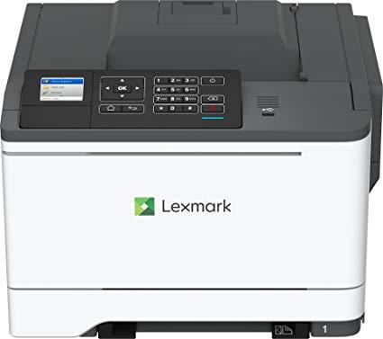 Lexmark C2425dw color laser 23/23ppm, síť, duplex, wi-fi