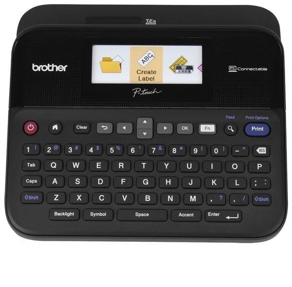 Brother tiskárna štítků P-touch PT-D600VP