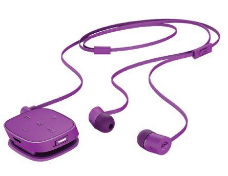 HP H5000 Neon Purple BT Headset - REPRO