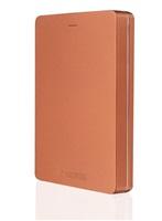 """TOSHIBA HDD CANVIO ALU 3S 2TB, 2,5"""", USB 3.0, červený"""