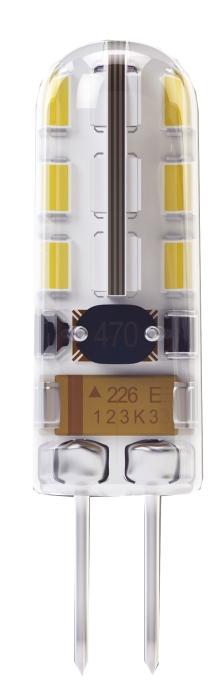 Emos LED žárovka JC, 0,75W/6W G4, DL denní bílá, 70 lm, Classic A++