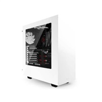NZXT computer case Source 340 White