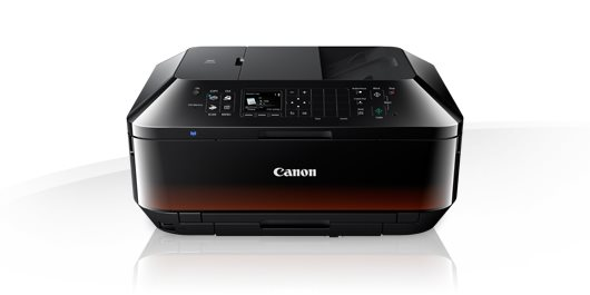 Canon PIXMA MX725 (copy/print/scan/fax) + DADF + Ethernet + WiFi