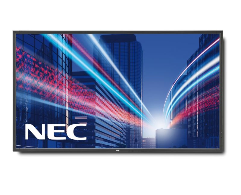 "NEC LFD 80"" MuSy E805 UV2A LED,1920x1080,5000:1,350cd,4ms,2xHDMI+DVI+DP+VGA, 12x7"